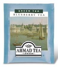 Ahmad Tea - borůvkový zelený