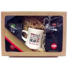 Dárkový balíček jednodruhové kávy Pascucci