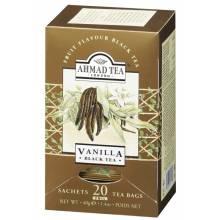 Ahmad Tea - vanilkový černý