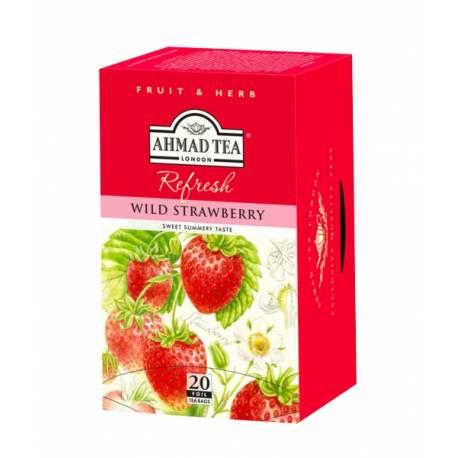 Ahmad Tea - lesní jahoda