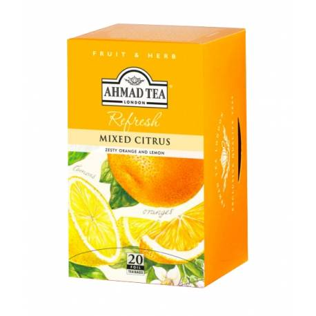 Ahmad Tea - citrusové plody