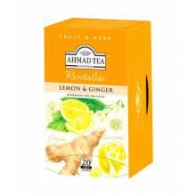 Ahmad Tea - citrón a zázvor