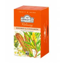 Ahmad Tea - rooibos a skořice