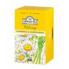 Ahmad Tea - heřmánek a citrónová tráva