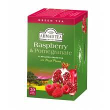 Ahmad Tea - maliny a granátové jablko