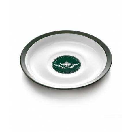 zelený podšálek pod hrnek 350 ml