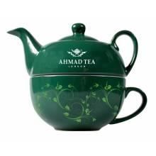 Zelený čajový set AHMAD TEA