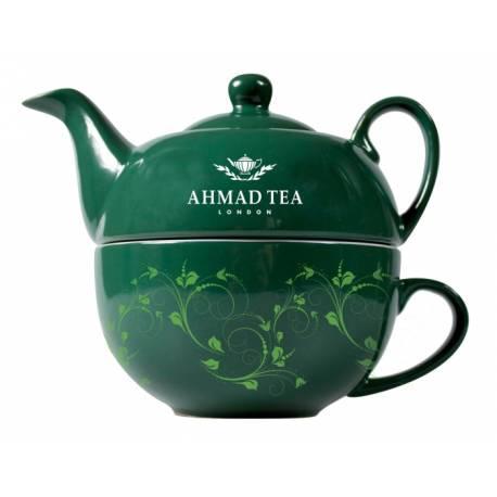 čajový set (konvička + hrnek 250 ml )