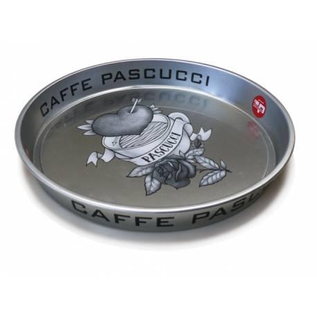Servírovací tác Pascucci šedý