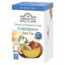 Ahmad Tea Cold Brew - broskev a granátové jablko