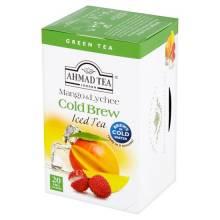Ahmad Tea Cold Brew - zelený s mangem a liči