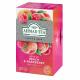 Ahmad Tea - malina a broskev