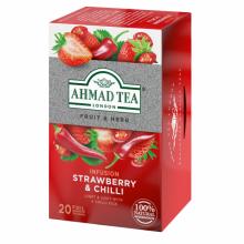 Ahmad Tea - jahoda a chilli