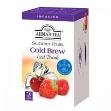 Ahmad Tea Cold Brew - jahoda, malina a třešeň