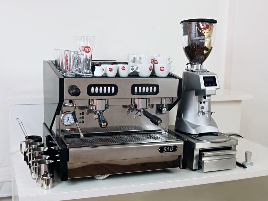 Pronájem kávovaru Pascucci