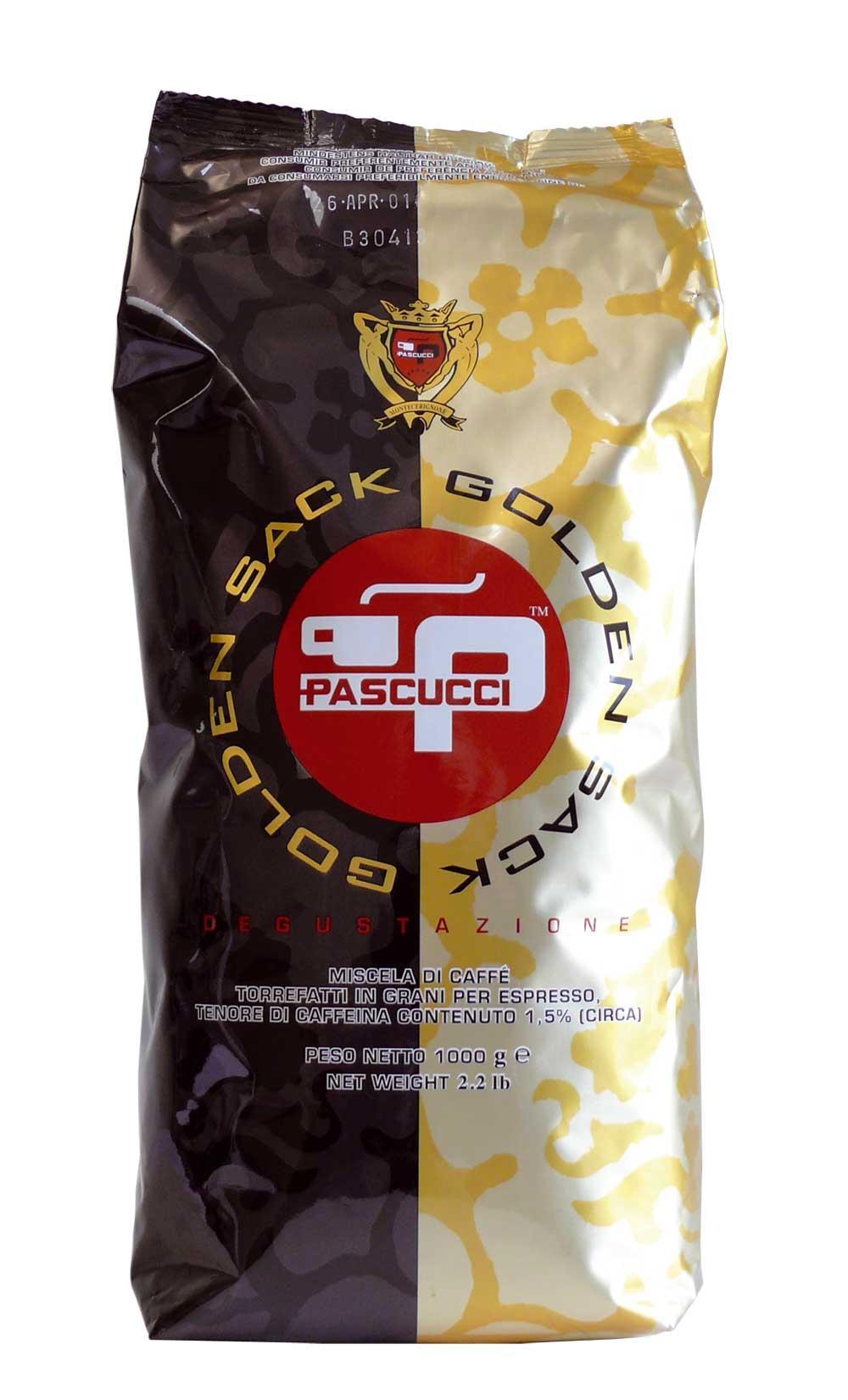 Pascucci Golden Sack Caffé
