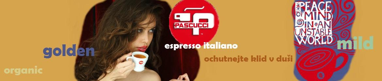 zrnková káva Pascucci